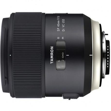 обектив Tamron SP 45mm f/1.8 DI VC USD за Canon + филтър Rodenstock Digital Pro MC UV Blocking Filter 67mm