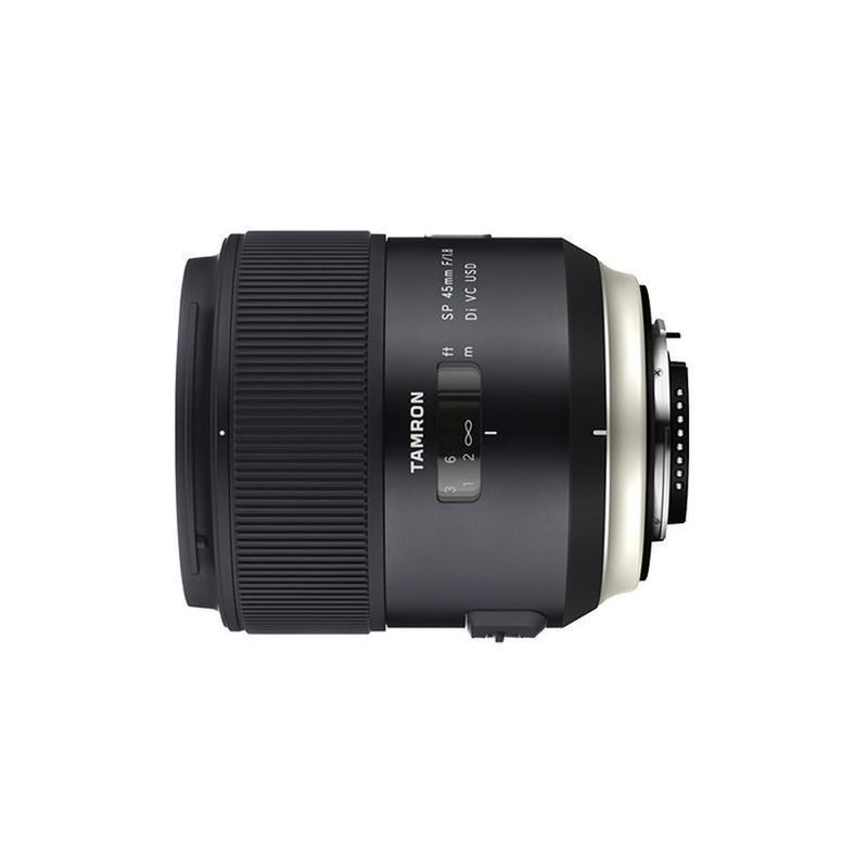 805195c2d2c обектив Tamron SP 45mm f/1.8 DI VC USD за Canon + фото филтър ...