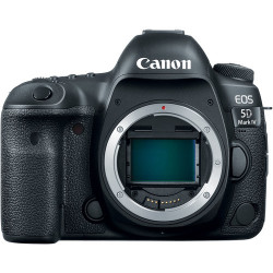 Canon EOS 5D MARK IV + обектив Canon 70-200mm f/4 L + раница Canon SL100 Sling (черен)