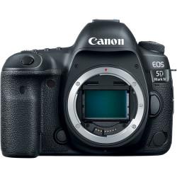 Canon EOS 5D MARK IV + обектив Canon EF 24-105mm STM + обектив Canon 70-200mm f/4 L + раница Canon SL100 Sling (черен) + аксесоар Canon CS100