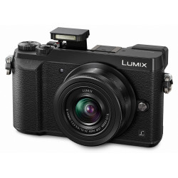 Camera Panasonic Lumix GX80 + Lens Panasonic 12-32mm f/3.5-5.6 + Battery Panasonic Lumix DMW-BLG10 Li-Ion Battery Pack
