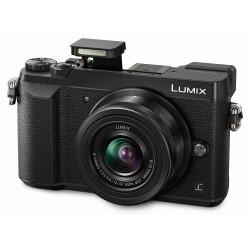 PANASONIC LUMIX GX80 BLACK + 12-32MM KIT + 15MM F/1.7 LEICA