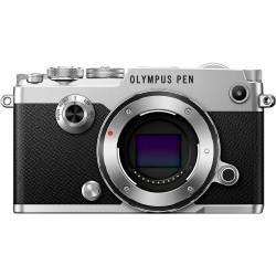 фотоапарат Olympus PEN-F (сребрист)