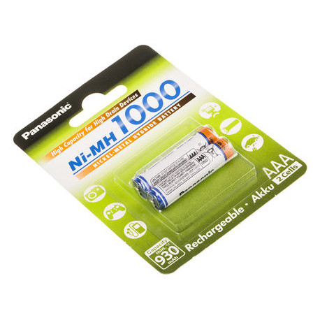 Panasonic AAA BK-4HGAE 2BE rechargeable battery