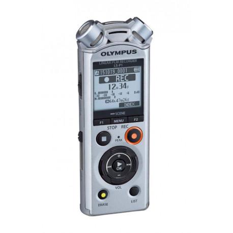 аудио рекордер Olympus LS-P1 + аксесоар Olympus WJ-2 Ветробран
