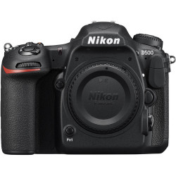 DSLR camera Nikon D500 + Memory card Lexar Professional SD 64GB XC 633X 95MB / S