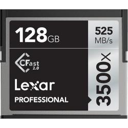 карта Lexar Professional CFAST 2.0 128GB 3500X 525mb/s