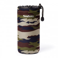 калъф EasyCover Neoprene Lens Case Camouflage XL