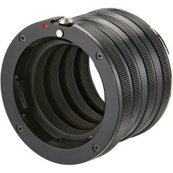 аксесоар Novoflex адаптер за обектив с Visoflex II/III байонет към камера с Leica M байонет