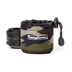 Case EasyCover Neoprene Lens Case Camouflage S