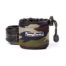 калъф EasyCover Neoprene Lens Case Camouflage XS