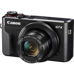 Camera Canon PowerShot G7 X Mark II + Bag Case Logic CPL-103 (Black) + Memory card Lexar Professional SDXC 128GB R: 100 / W: 90MB / s