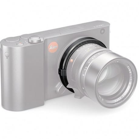 Leica адаптер за обектив с Leica M байонет към камера с Leica T байонет