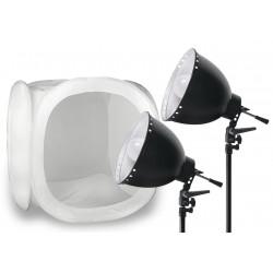 Webshop 20 LED комплект за предметна фотография