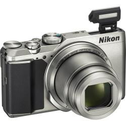 NIKON COOLPIX A900 SILVER+CS-P17 CASE BLACK