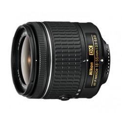 Lens Nikon AF-P DX Nikkor 18-55mm f/3.5-5.6G