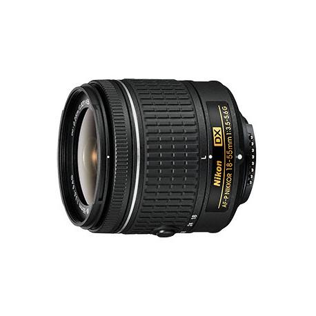 Nikon AF-P DX Nikkor 18-55mm f / 3.5-5.6G