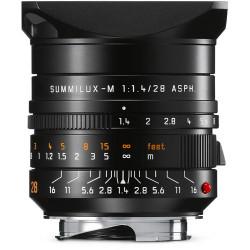 Lens Leica Summilux-M 28mm f / 1.4 ASPH.