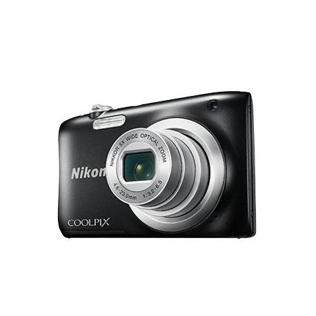 Nikon CoolPix A100 (черен) + калъф Case Logic + карта 16 GB