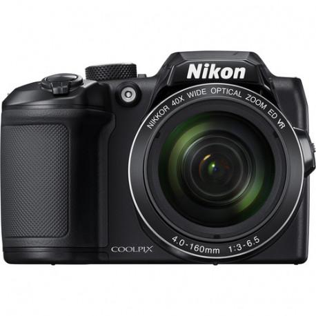 Nikon CoolPix B500 (черен)