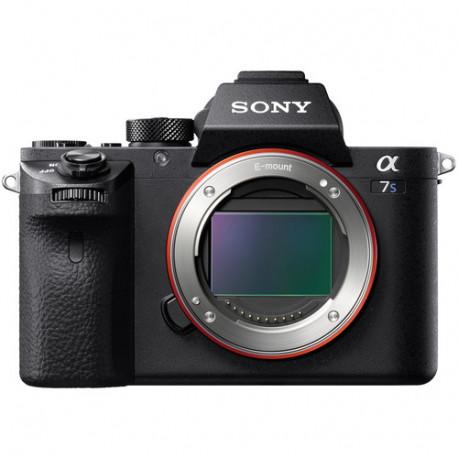 фотоапарат Sony A7S II + обектив Sony FE 24-240mm