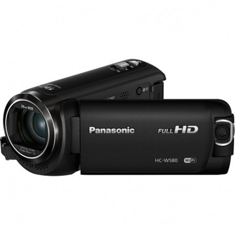 Panasonic HC-W580 dual camera