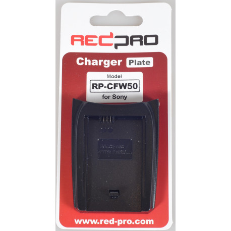 RedPro (Hedbox) RP-CFW50 Plate for RP-DC10, RP-DC20 Chargers