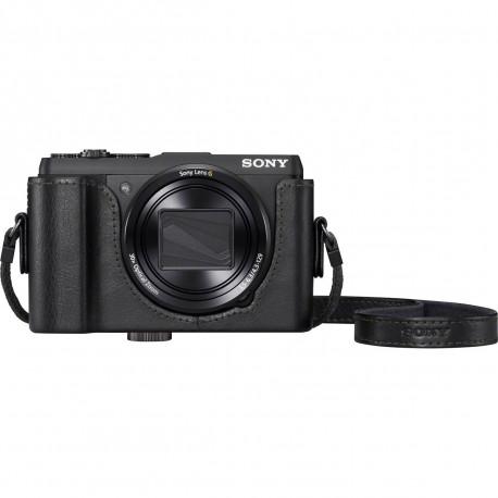 Sony LCJ-HNB JACKET CASE (Black)