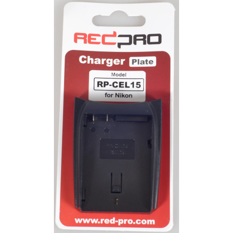 RedPro (Hedbox) RP-CEL15 Plate for RP-DC10, RP-DC20 Chargers