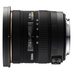 обектив Sigma 10-20mm f/3.5 EX DC HSM за Canon