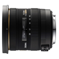 Sigma 10-20mm f / 3.5 EX DC HSM for Nikon