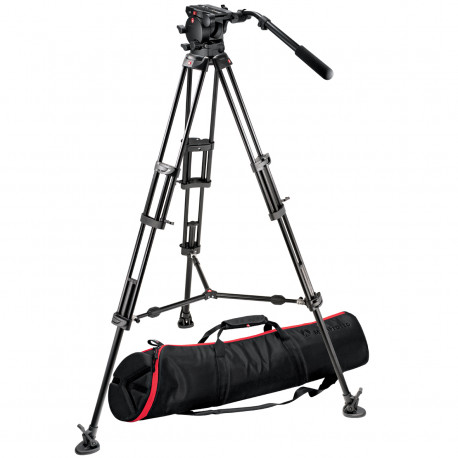 Manfrotto 526,545GBK Видео статив