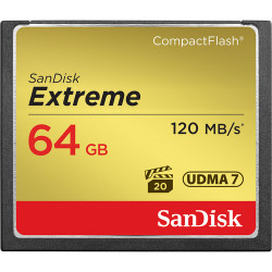 SanDisk CF 64 GB Extreme