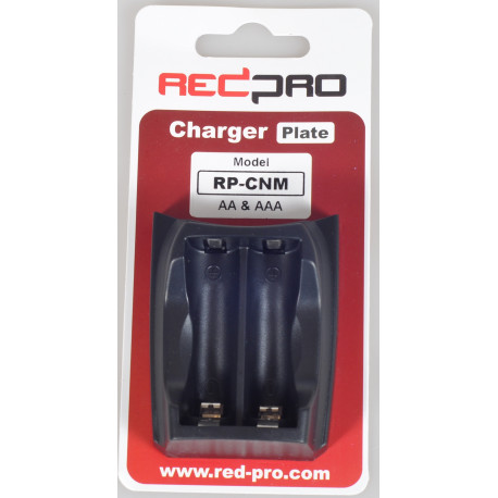 Hedbox (RedPro) RP-CNM Plate for RP-DC10, RP-DC20 Chargers