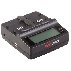 Charger Hedbox (RedPro) RP-DC20 Digital Dual Battery Charger
