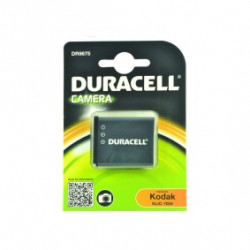 Battery Duracell DR9675 equivalent to KODAK KLIC-7004