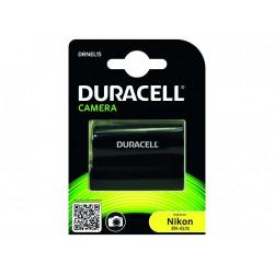 Battery Duracell DRNEL15 equivalent to NIKON EN-EL15