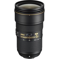 Lens Nikon AF-S 24-70mm f / 2.8E ED VR