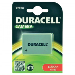 Duracell DRC10L equivalent to CANON NB-10L