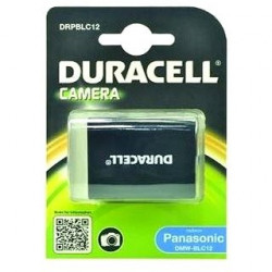 Battery Duracell DRPBLC12 equivalent to PANASONIC DMW-BLC12