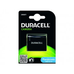 Battery Duracell DR9971 equivalent to PANASONIC DMW-BLE9 / DMW-BLG10