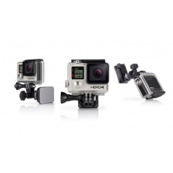 Accessory GoPro Helmet Front and Side Mount - лепенки за каска