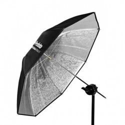 чадър Profoto 100972 Umbrella Shallow Silver S