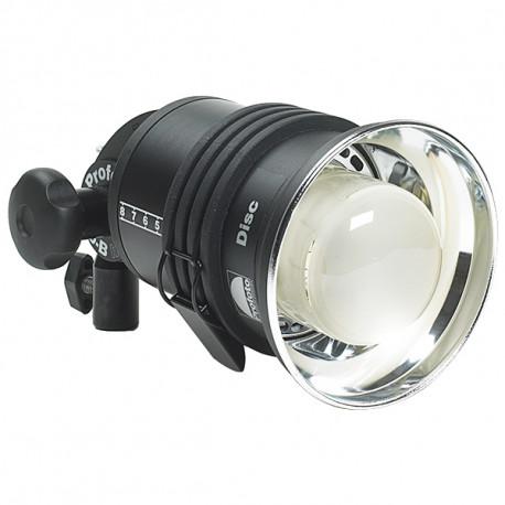 Profoto 900755 Pro-B Head Plus + Disc Reflector