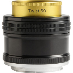 обектив Lensbaby Twist 60 Optic - Nikon F