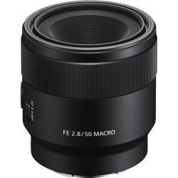 обектив Sony FE 50mm f/2.8 Macro
