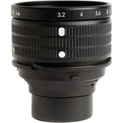 обектив Lensbaby Edge 50 Optic