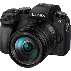 Camera Panasonic Lumix G7 + Lens Panasonic 14-140mm f/3.5-5.6 POWER OIS