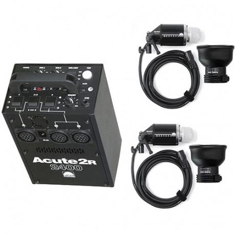Profoto 900824 Acute 2R 2400 Value Kit
