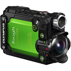 Camera Olympus Tough TG-Tracker (зелен)
